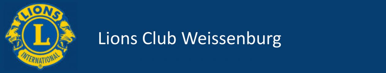 Lions Club Weissenburg